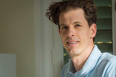 Dr. Pascal Repp im Portrait